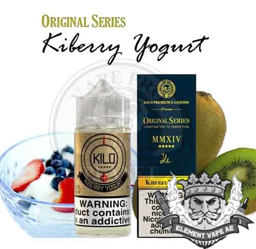 Kiberry Yogurt By Kilo Original Series