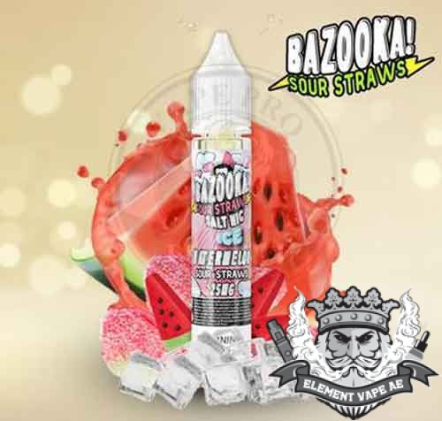 Watermelon ICE Salt Nic by Bazooka
