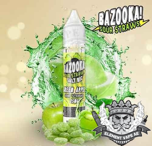 Green Apple Salt by Bazooka