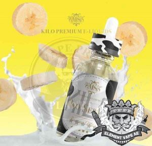 Banana Milk By Kilo Moo series