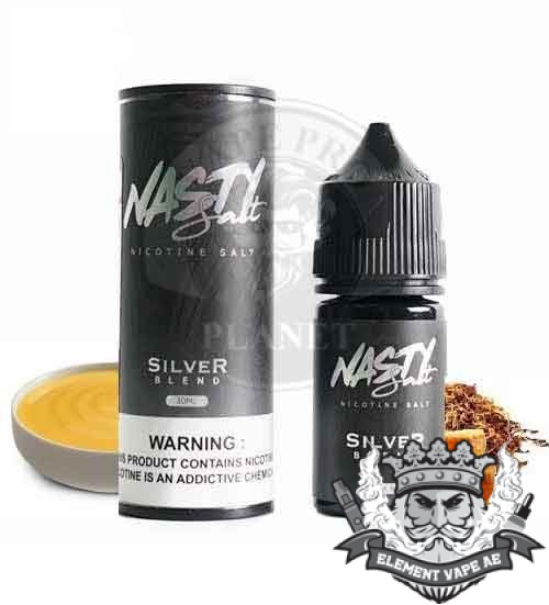 Silver Blend By Nasty Salt