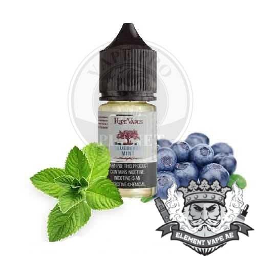 Blueberry Mint Salts By ripe Vapes 30ml