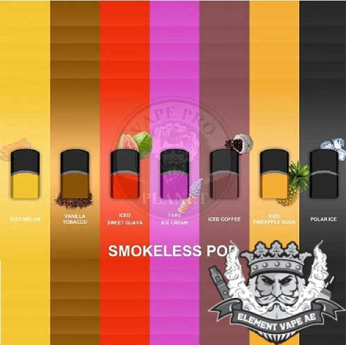 Smokeless Pods 4/pack