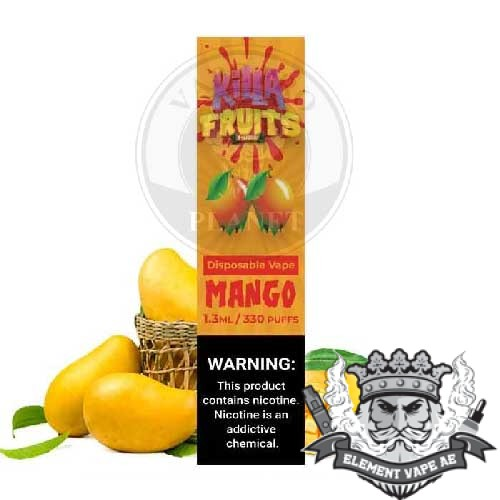 killa fruits mango vapeproplanet