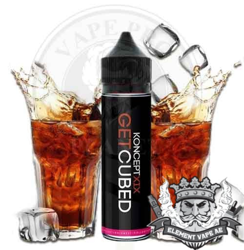 Get Cubed By Vampire vape ConceptXIX