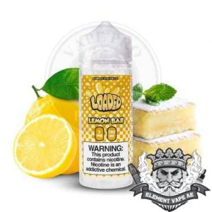 Lemon Bar By Loaded