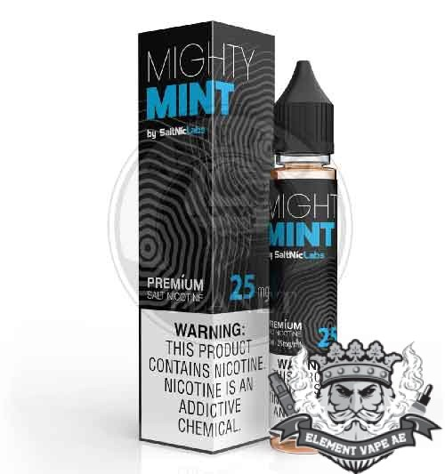 Mighty Mint By VGOD salts