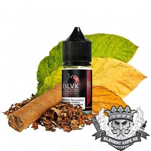 BLVK Unicorn SALT   30 Cuban Cigar 1
