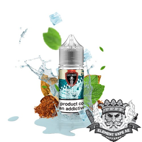 Salty Bastard Tobacco ICE By Cafe Racer