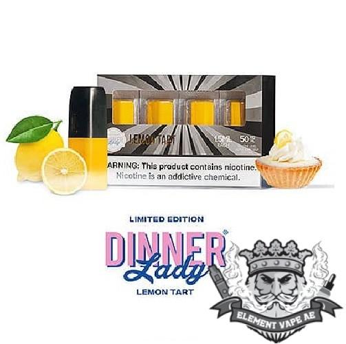 Phix Dinner Lady pods 1