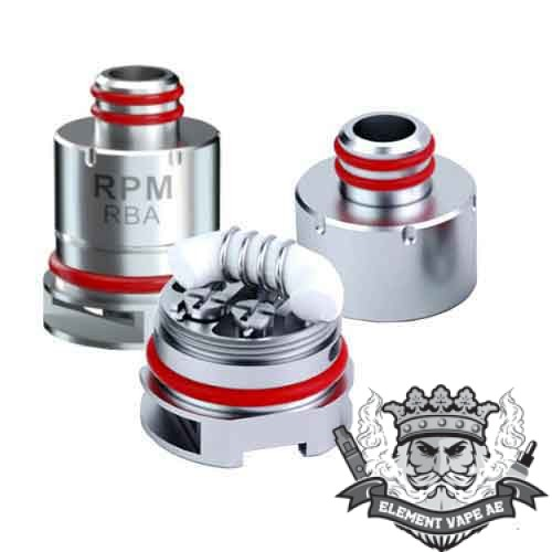 RPM40 RBA smok