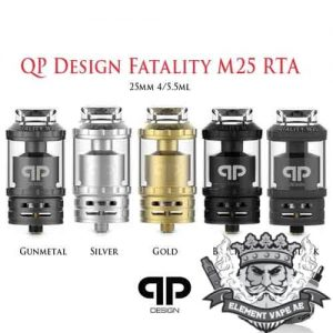 FATALITY RTA M25 Limited Edition By qp Design
