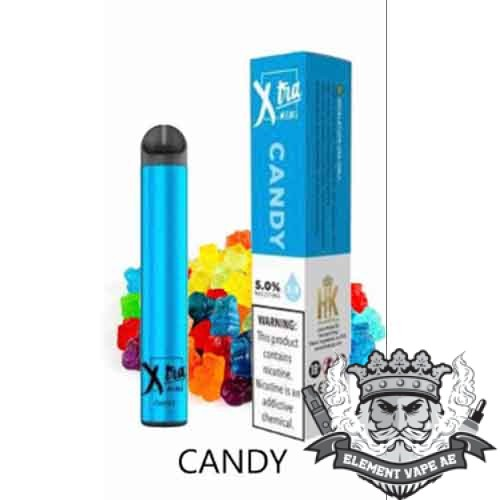 Xtra mini Disposable pod Candy