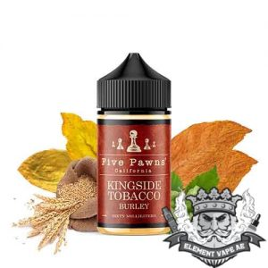 Five Pawns - Kingside Tobacco