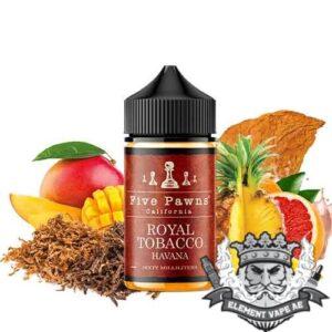 Five Pawns - Royal Tobacco