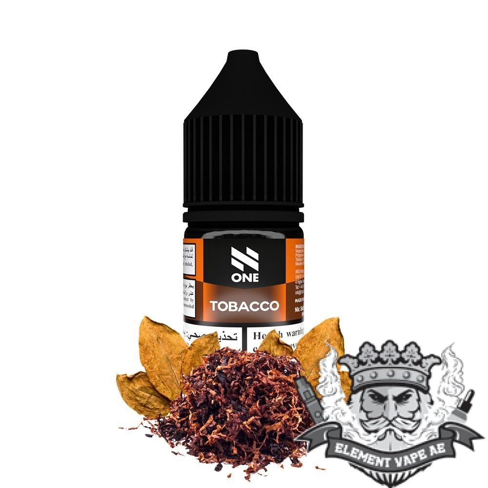N One Salt - Tobacco