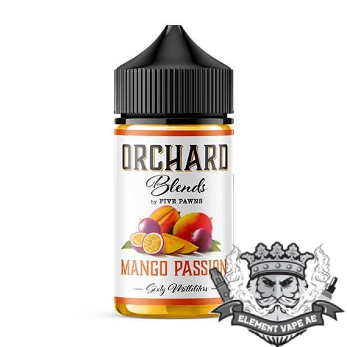 Mango Passion Orchard Blends