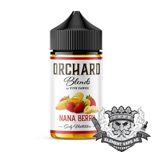 Nana Berry min Orchard Blends