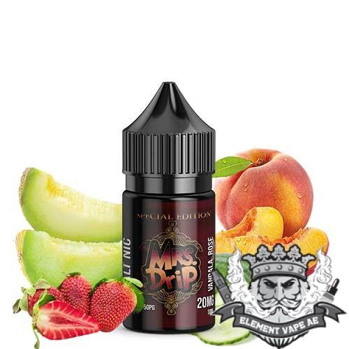 VANDALA ROSE Salt Nic - Mr Drip E-juice
