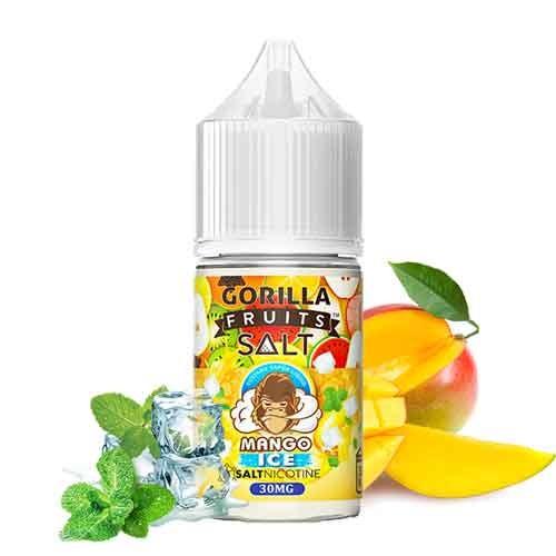 Gorilla Fruits Nic Salt - Mango Ice