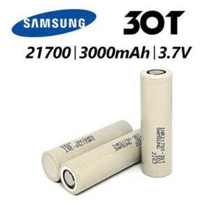 Samsung 30T 21700 3000mah